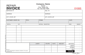 Air Conditioning Invoice Template by 7 Best Images Of Hvac Service Invoice Forms Hvac Service Order