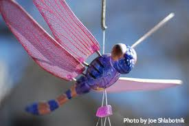 dragonfly wind chimes decorative unique hanging garden ornaments