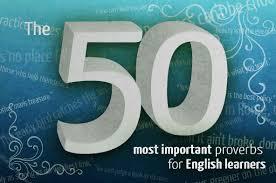 the 50 most important english proverbs phrasemix com