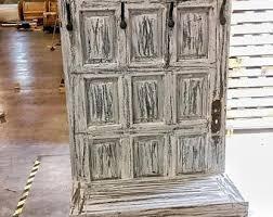 on sale old wooden door hall tree repurposed door entryway