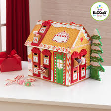 amazon com kidkraft wooden advent calendar toys u0026 games