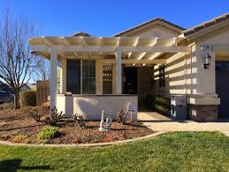 Aluminum Wood Patio by Aluminum Patio Covers All About Gutters And Awnings