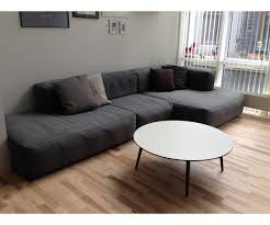sofa uld 5 pers hay mags soft næsten ny hay mags soft hay