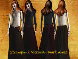 1800s hairstyles for sims 3 sims 3 female clothing victorian