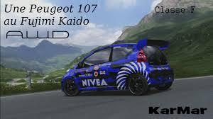 peugeot awd cars forza 4 une peugeot 107 au fujimi kaido awd classe f youtube