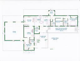 Floor Plan Of A Bank by Grama Sue U0027s Floor Plan Play Land Passive Solar Off Grid L