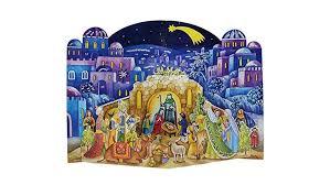 nativity advent calendar top 10 best nativity advent calendars 2017 heavy