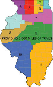 Wisconsin Snowmobile Trails Map by Iasc