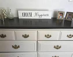 distressed dresser etsy