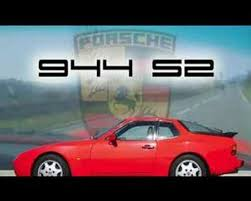 porsche 944 road test porsche 944 s2 on the road fast driving and overtaking