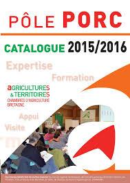 chambre d agriculture des cotes d armor calaméo pole porc catalogue2015