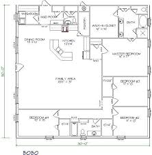 Metal Building Floor Plans With Living Quarters Beautiful Rustic Country Home W Super Open Layout Hq Plans