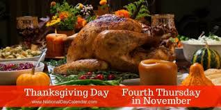 november 24 2016 thanksgiving national turkey free