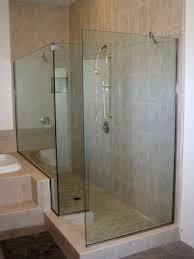 No Shower Door Allgood Shower Door