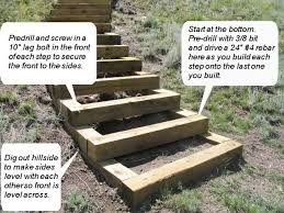 How To Build Fire Pit On Concrete Patio Best 25 Garden Stairs Ideas On Pinterest Garden Steps Outdoor