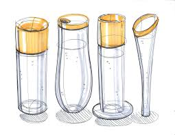 Product Design Sketch Tutorials On Behance