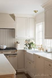 white kitchen cabinets paint color kitchen cabinet custom paint color julie blanner