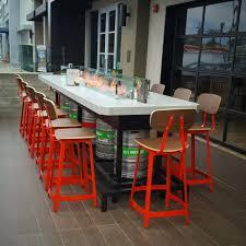 Bjs Patio Dining Set - custom california built fire tables cooke furniture