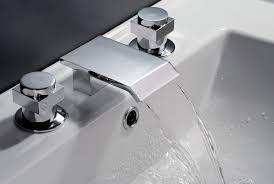 bathroom waterfall shower faucet waterfall faucet waterfall