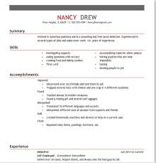 nancy u0027s resume 2014 her interactive