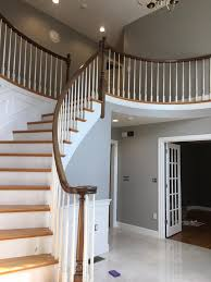 How Much Do Banisters Cost How Much Will It Cost To Paint My Foyer Ramsden Painting
