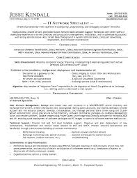 information technology resume template 2 technology specialist sle resume shalomhouse us