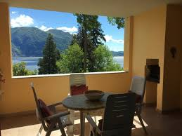 lake view apartment in ghiffa with garage aa2097