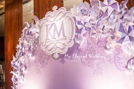 wedding backdrop hong kong kerrie matthew my wedding
