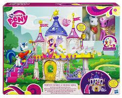 mlp wedding castle my pony royal wedding castle playset co uk toys