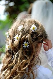 flowergirl hair flower girl hairstyles stylish