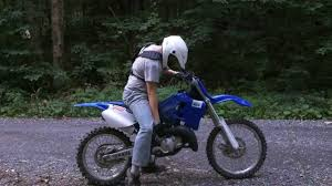 rent a motocross bike my first dirt bike yamaha yz 125 youtube