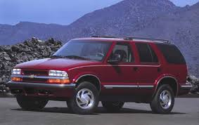 2001 chevrolet blazer information and photos zombiedrive
