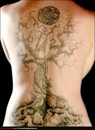 Miami Ink Flower Tattoo Designs - full body oak tree tattoo google search tattoo pinterest