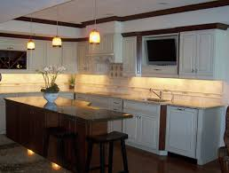 kitchen cabinets above sink 20 awesome flat screen tv furniture in the kitchen home