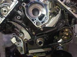 nissan maxima timing chain vh41de timing chain install failed to mark alignment on teardown