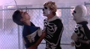 karate kid skeleton costume tbt the karate kid s classic showdown where mr