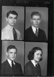 high school yearbooks photos file mcguffey high school yearbook portraits 1940 3200492134 jpg