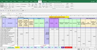 Personal Expense Report Template expense form template