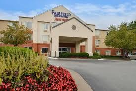 Comfort Inn St Charles Fairfield Inn St Charles St Louis Saint Charles Mo United