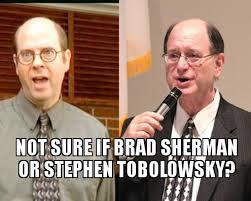 Sherman Meme - brad sherman politicalmemes com