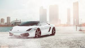 lamborghini background lamborghini gallardo super car in white color wallpaper