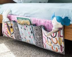 Bunk Bed Storage Pockets Pinterest Untutorial Solved Bedside Storage Pockets Pocket