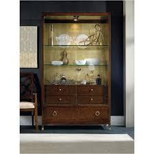 5336 75908 hooker furniture skyline dining room display cabinet