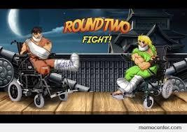 Street Fighter Meme - if video games were realistic street fighter by ben meme center