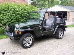 wrangler jeep green 1997 jeep wrangler specs and photos strongauto