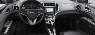 Chevrolet Sonic Interior Chevrolet Striking 2017 Sonic Sedan 2017 Chevrolet Sonic Ev