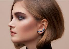 earrings for big earlobes how to match your earrings to your hairstyle hair world magazine