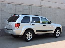 silver jeep grand cherokee 2006 used 2006 jeep grand cherokee laredo at auto house usa saugus