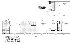 2 bedroom mobile home plans bedroom stunning single wide mobile home floor plans and pictures