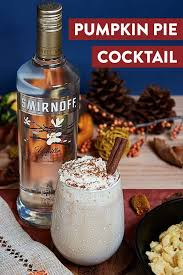 try this easy and festive thanksgiving vodka cocktail recipe it s